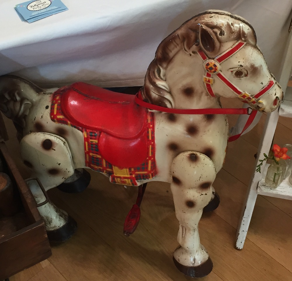 Vintage Toy Horse – £20