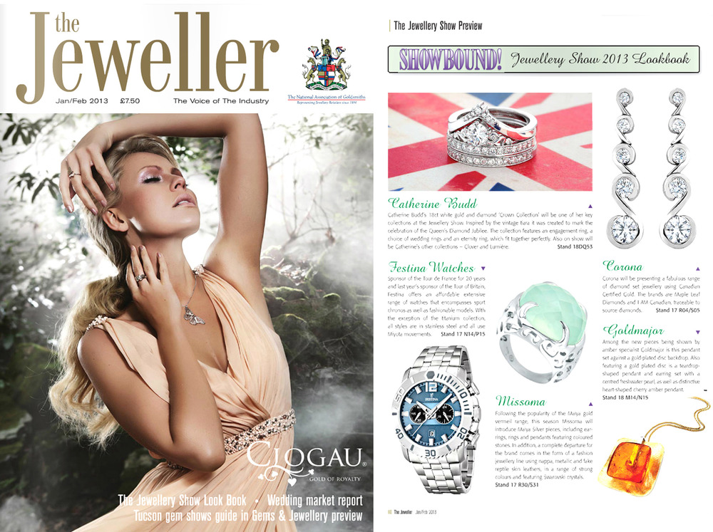 the jeweller january 2013