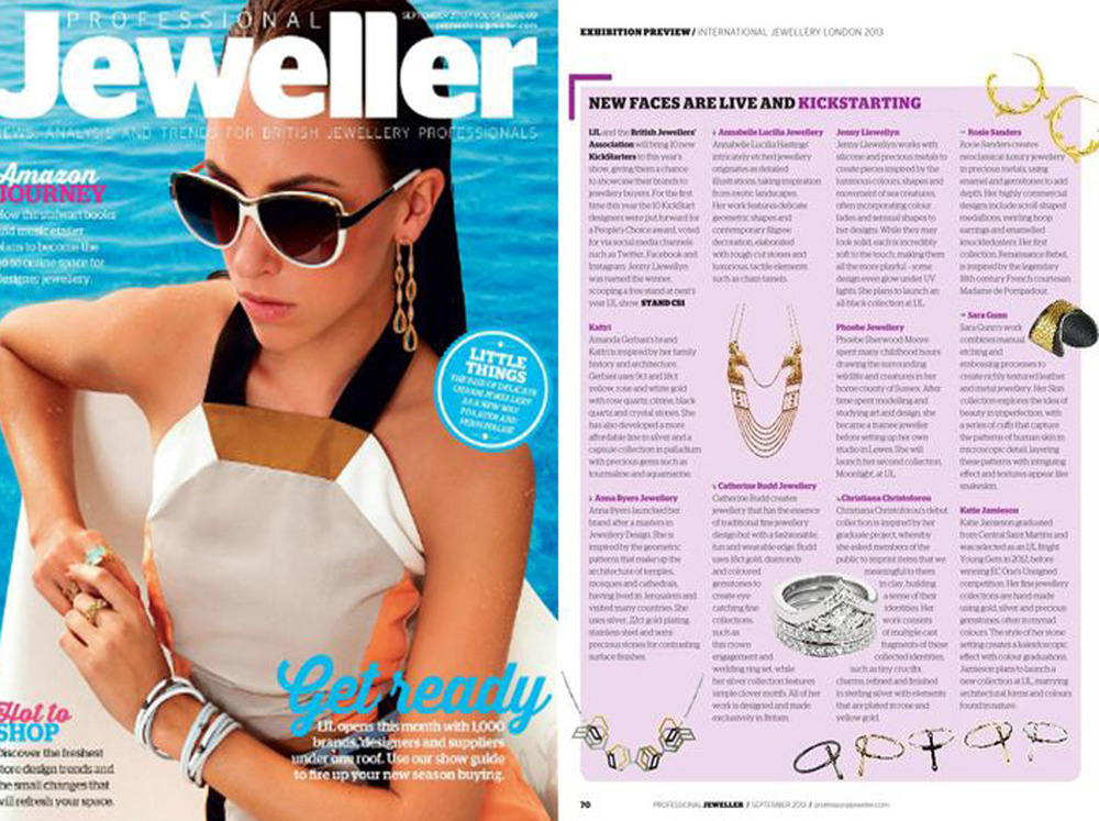 Professional Jeweller September 2013