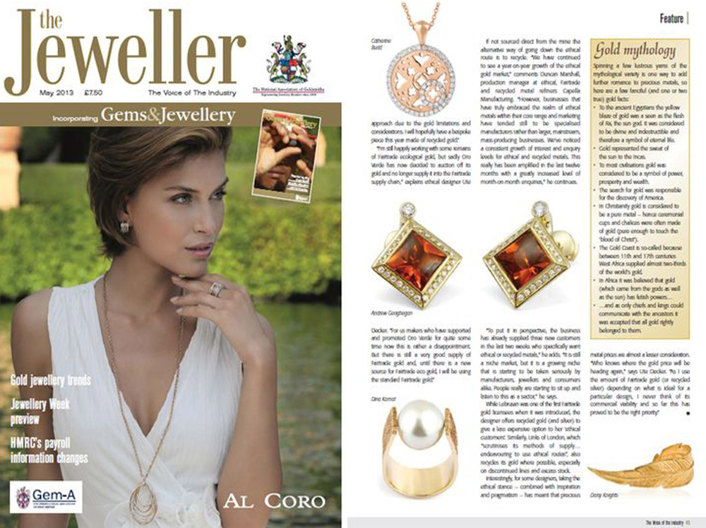The Jeweller May 2013