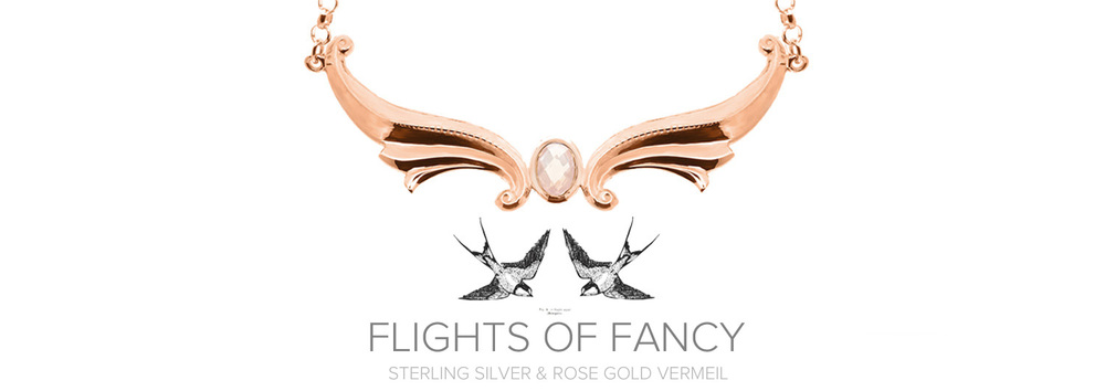 Flights of Fancy - jewellery