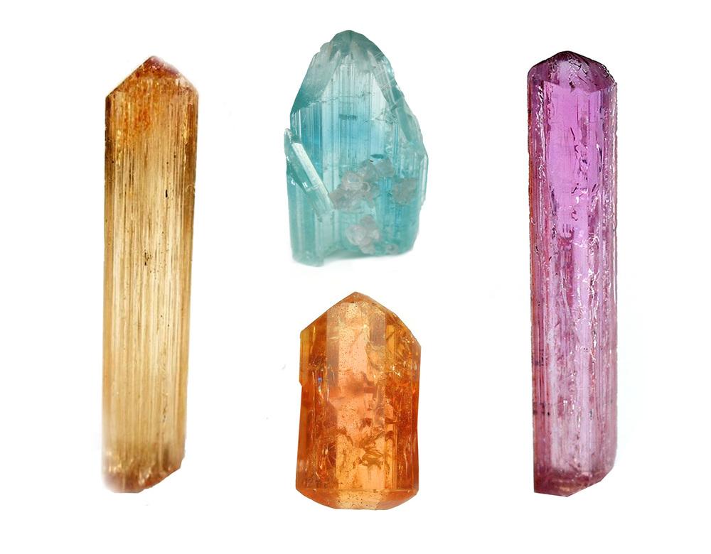 Gemstone Topaz Catherine Budd Jewellery Bespoke