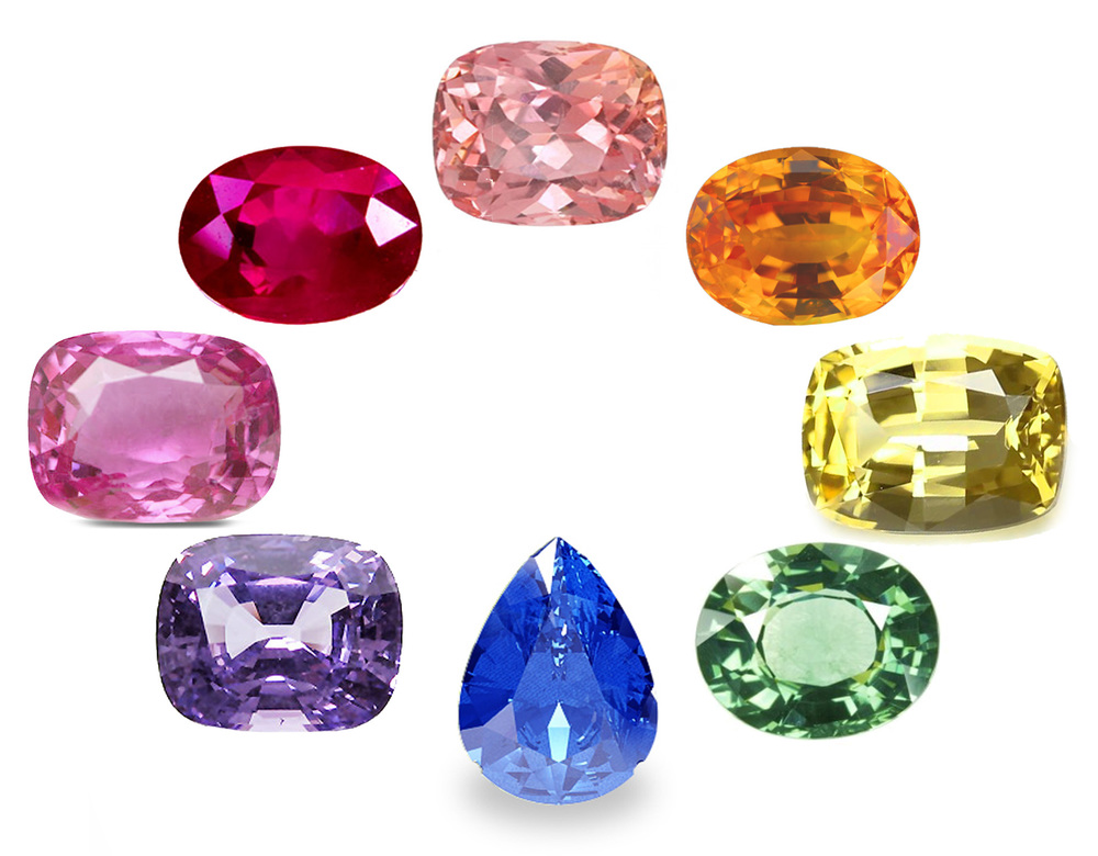 Gemstone Sapphire