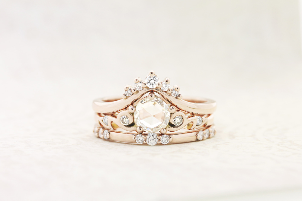 Valentina Unique Engagement Rings