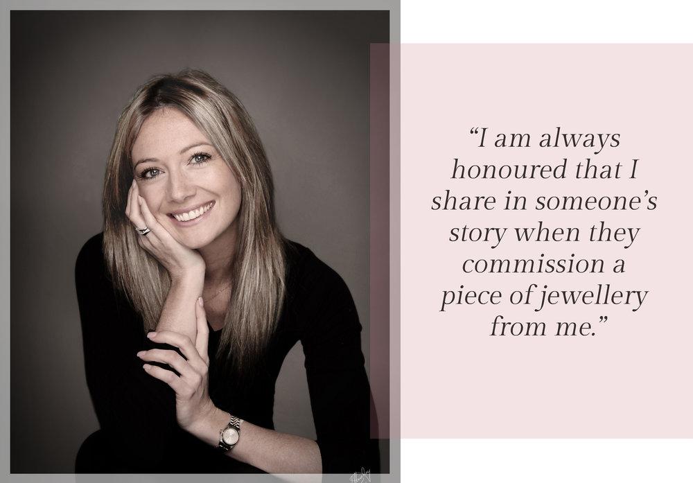 Catherine Budd Jewellery - Bespoke Jewellery Designer