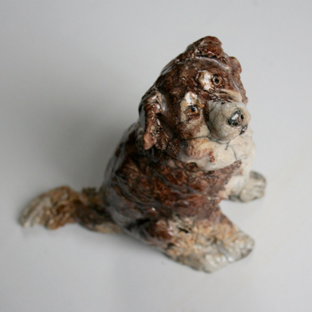 Sculpture of your pet. From 350 € and up.