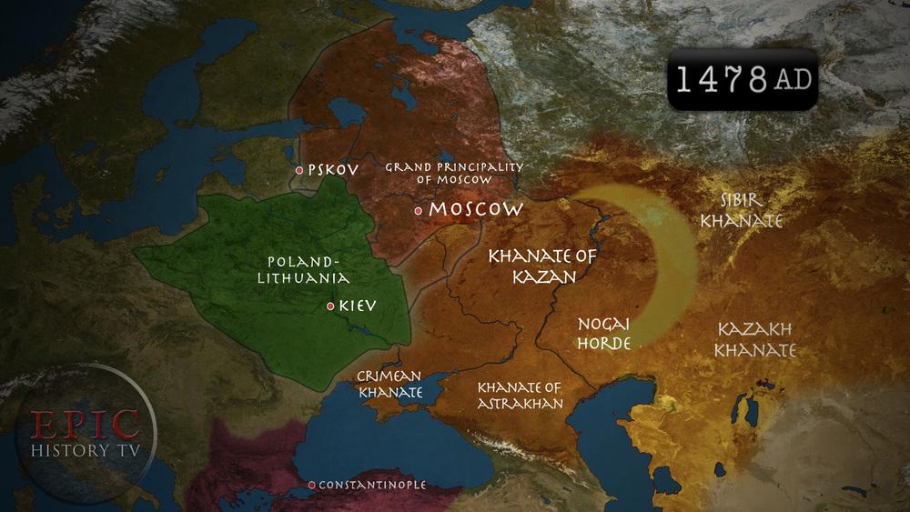 Russia 1478