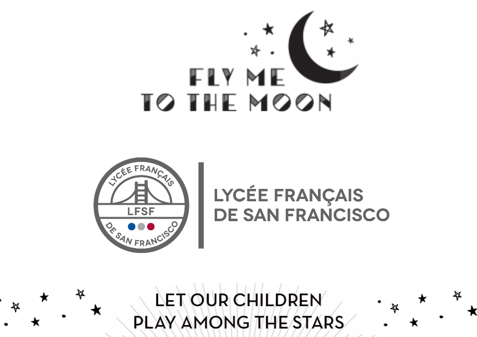 """Fly Me To The Moon Gala - Saturday, March 16th 2019 - 6pm - Midnight at Bimbo's 365 ClubLycée Français de San Francisco's annual gala is a must for any francophiles in the bay & we are proud sponsors!This event will benefit the Lycée Français' students directly, live auction items include all three of our newly released educational in home tastings: Tasting - Pairing - Best Of France Pairing for up to eight guests from us and """"A Historic Getaway"""" (to Normandy Beaches) by Le Manoir des Impressionnistes"""