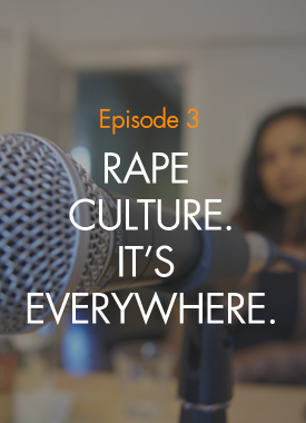 Filmmaker Rama Rau talks to us about cyberbullying, rape culture, victim blaming and what it was like making  No Place To Hide , her documentary about the Rehtaeh Parsons story.  [Episode 3 Transcript]