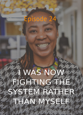 Vuyiseka Dubula-Majola is a mother of three, a woman living with HIV, and an activist for accessible treatment in South Africa. She joins us this week to discuss the process of being diagnosed with HIV, the socio-economic politics associated with treatment, and why she has so much hope for the future of activism.  [Episode 24 Transcript]