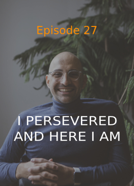 Spencer West is a motivational speaker, an activist for accessibility, and an individual who lost his legs at the age of 5. He talks about growing up in Wyoming as a gay man living with a disability, the need to make Toronto more accessible, and that time he climbed Mount Kilimanjaro.  [Episode 27 Transcript]