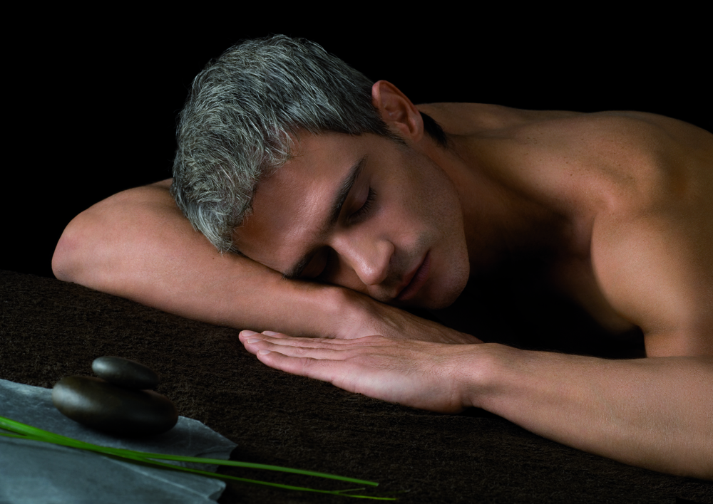 "Men Intensive     Deep cleansing treatment, healing and relaxing     60 minutes 270 Lei     This is a deep cleansing treatment that purifies, balances and clears your complexion. Blackheads and dead cells are gently removed with the professional peeling process that respects the most delicate of skins. This ""clean skin"" phase is followed by a long relaxing aromatic massage."