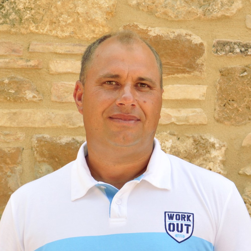 Cristian Grigore   Vine grower