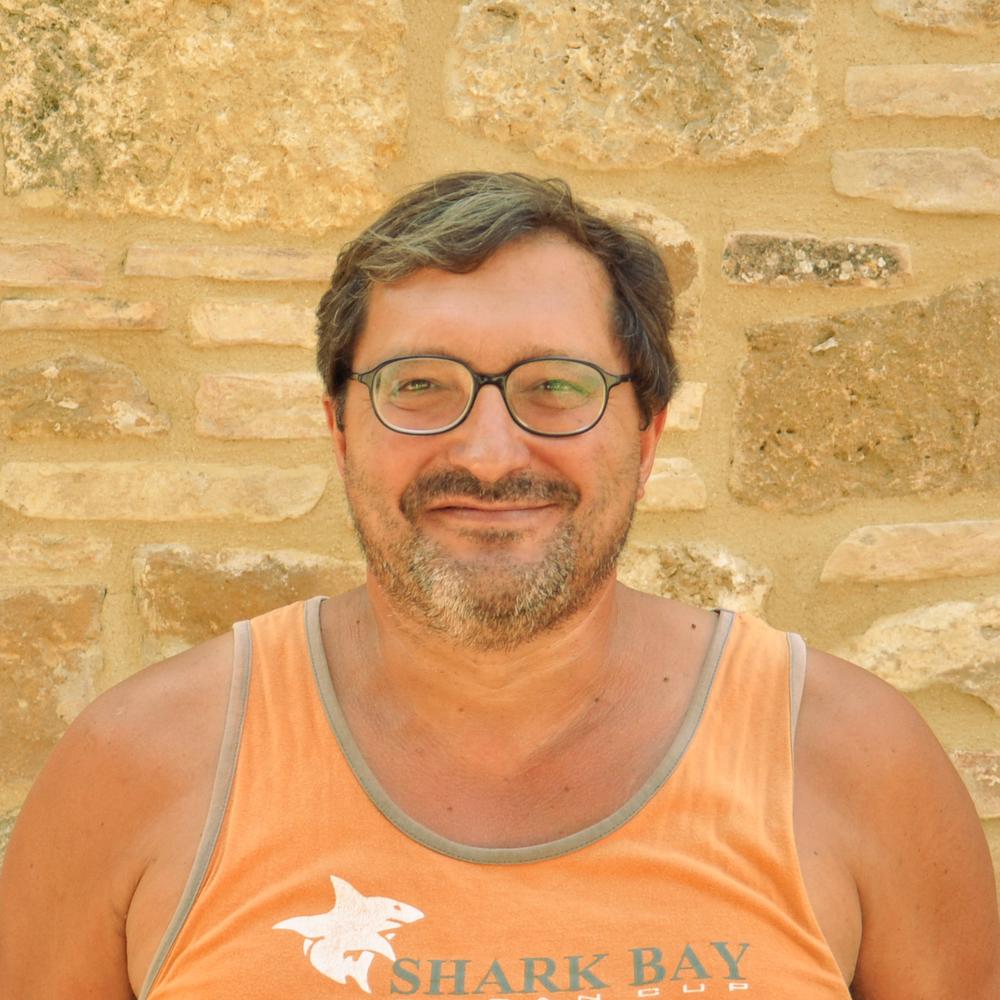 Guido Corsi   Vine grower | Tractor driver
