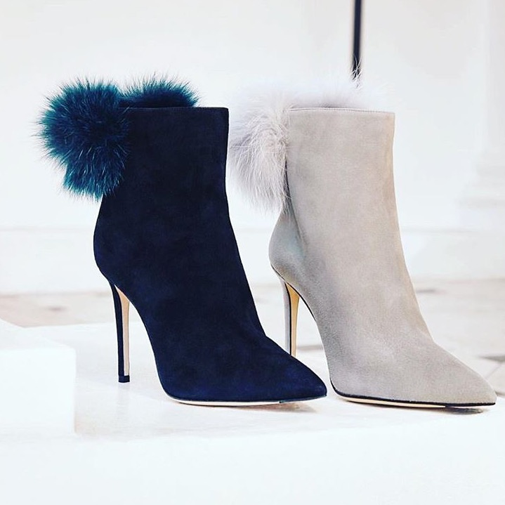 Winter boots - winter wardrobe