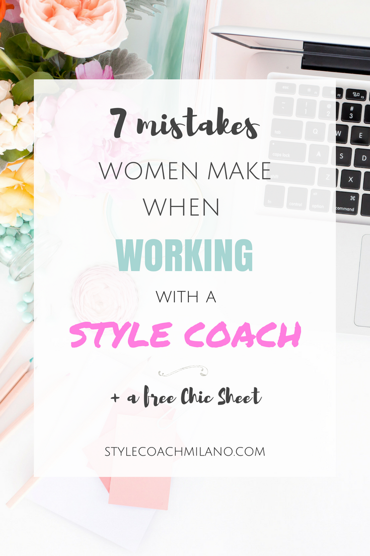 What you need to know about working with a style coach
