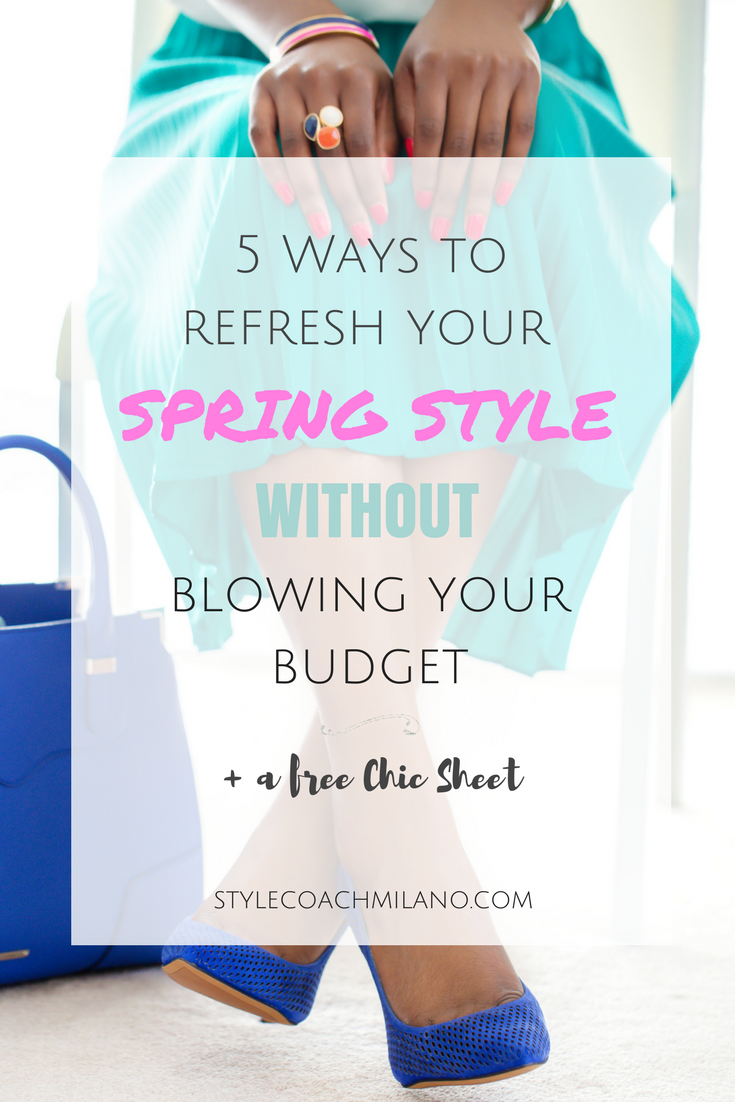 Spring shopping: New season, new wardrobe?