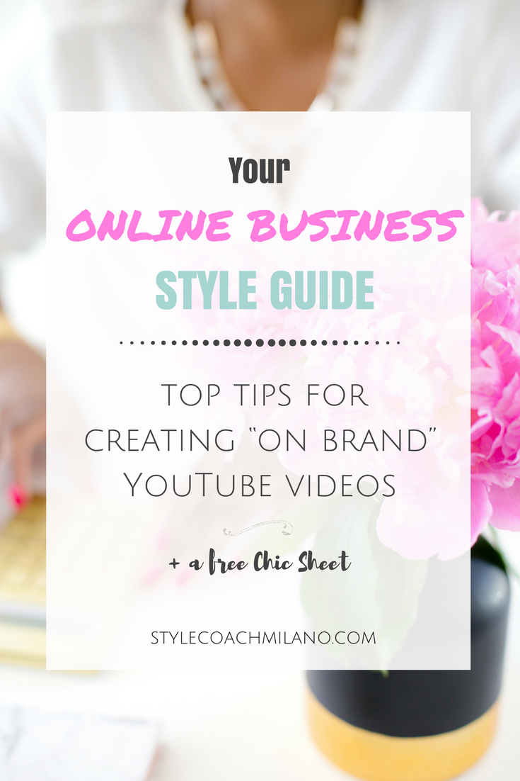 Your Style Guide to Doing Business Online