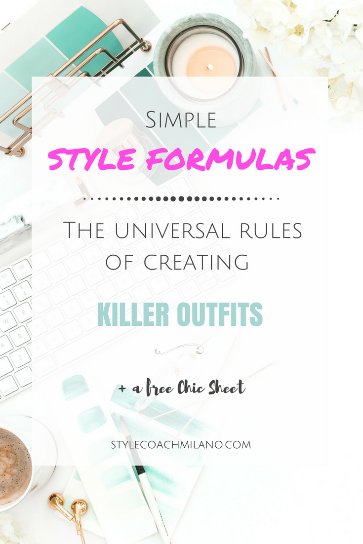 Style made simple: Ready-to-wear outfit formulas