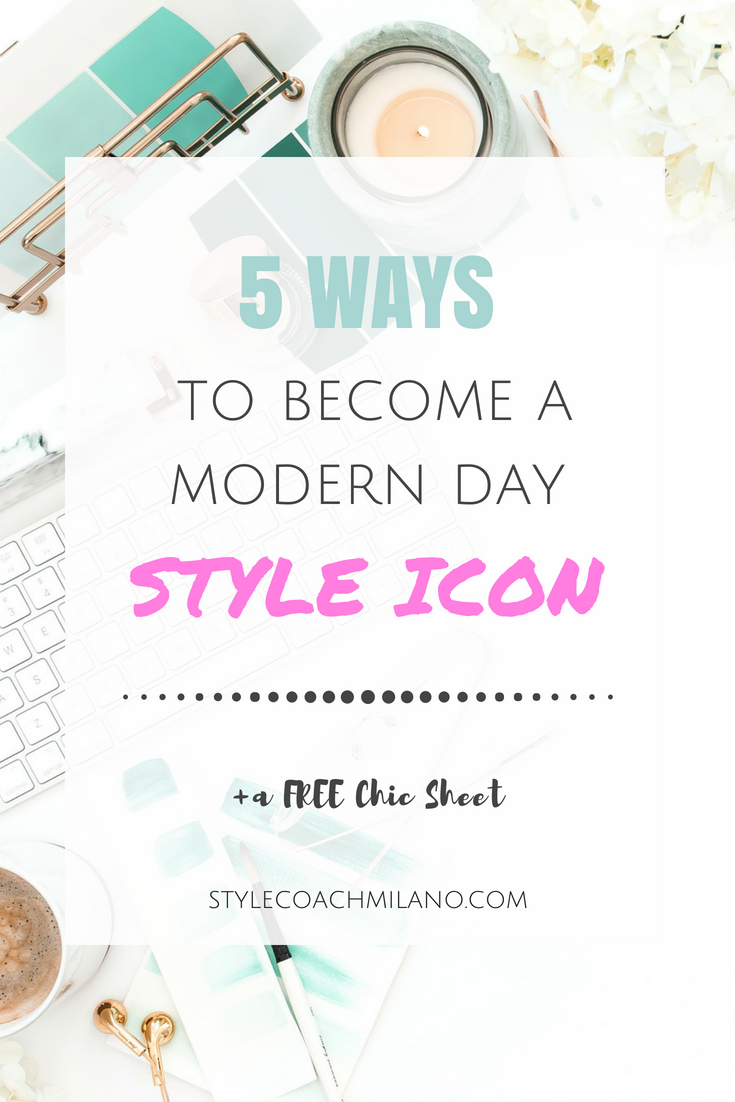Style Icons: Who They Are & How To Become One