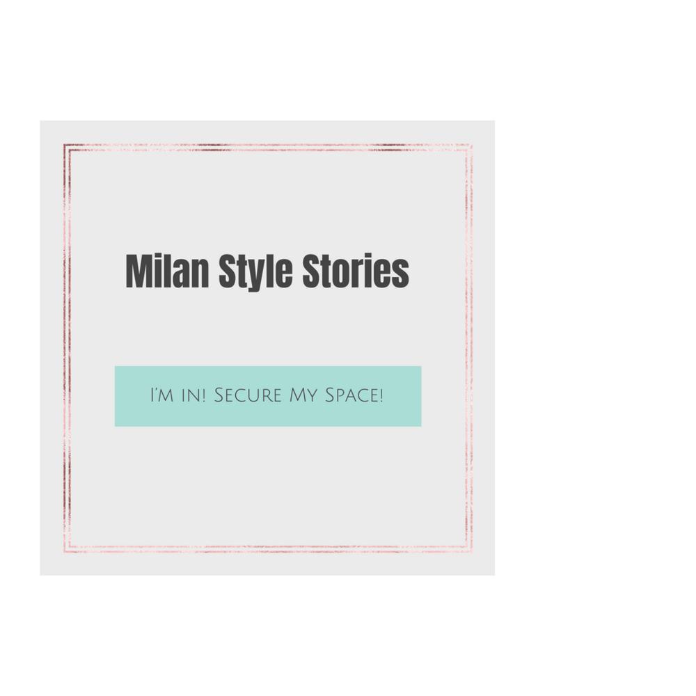 Milan Style Stories
