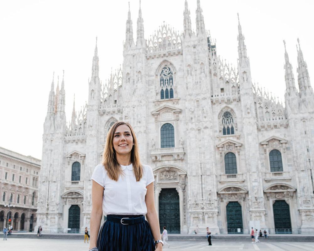Veronika Nemeth -  Personal Branding & Style Coach