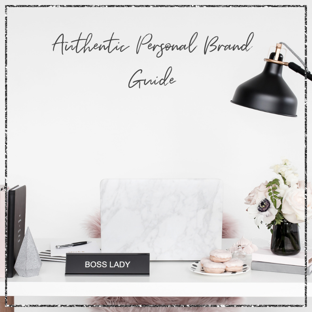 The Authentic Personal Brand Guide - Veronika Nemeth