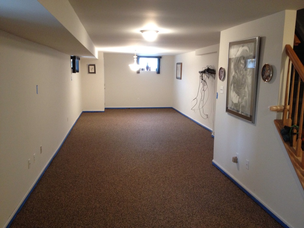 Basement Epoxy Floors