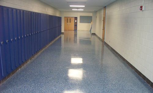 Commercial Epoxy Flooring Epoxy Garage Flooring