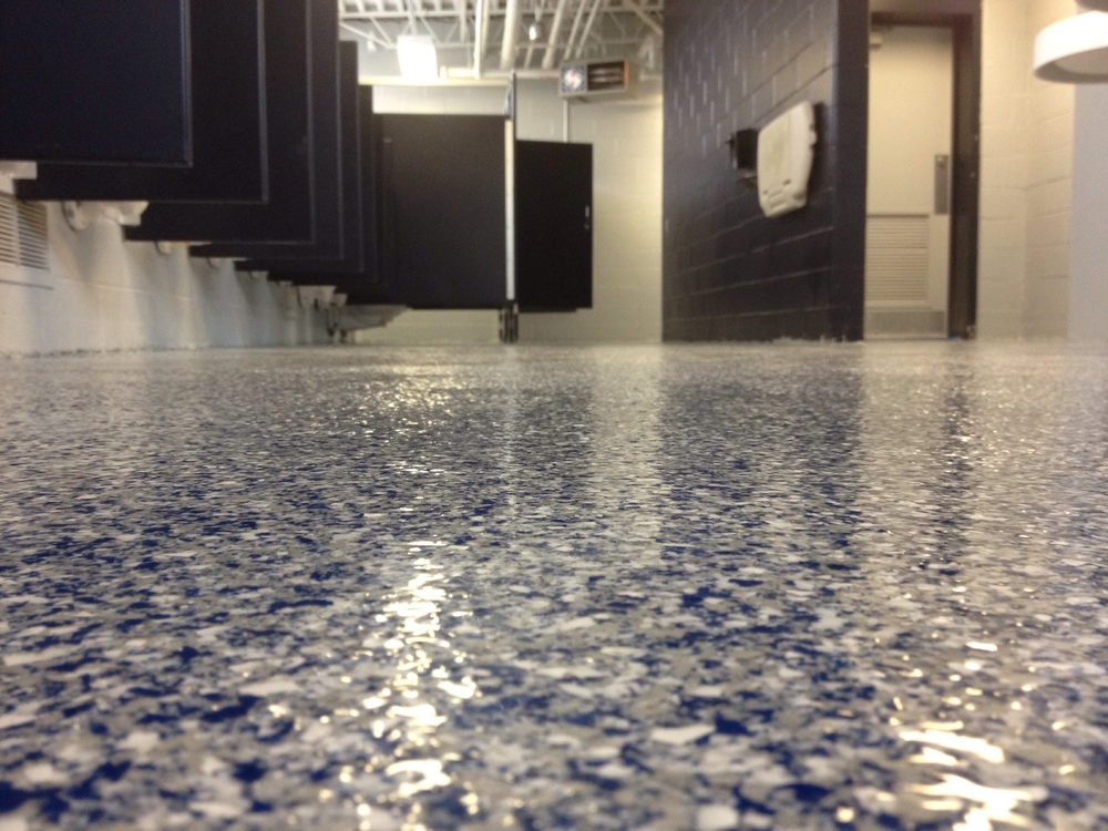 Amazing Chip Floor Coating