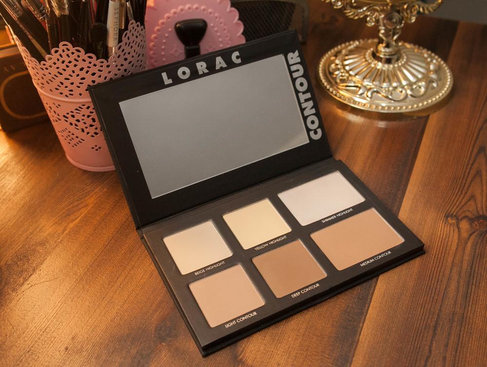 Lorac Contour palette review