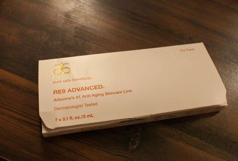 arbonne skin care review