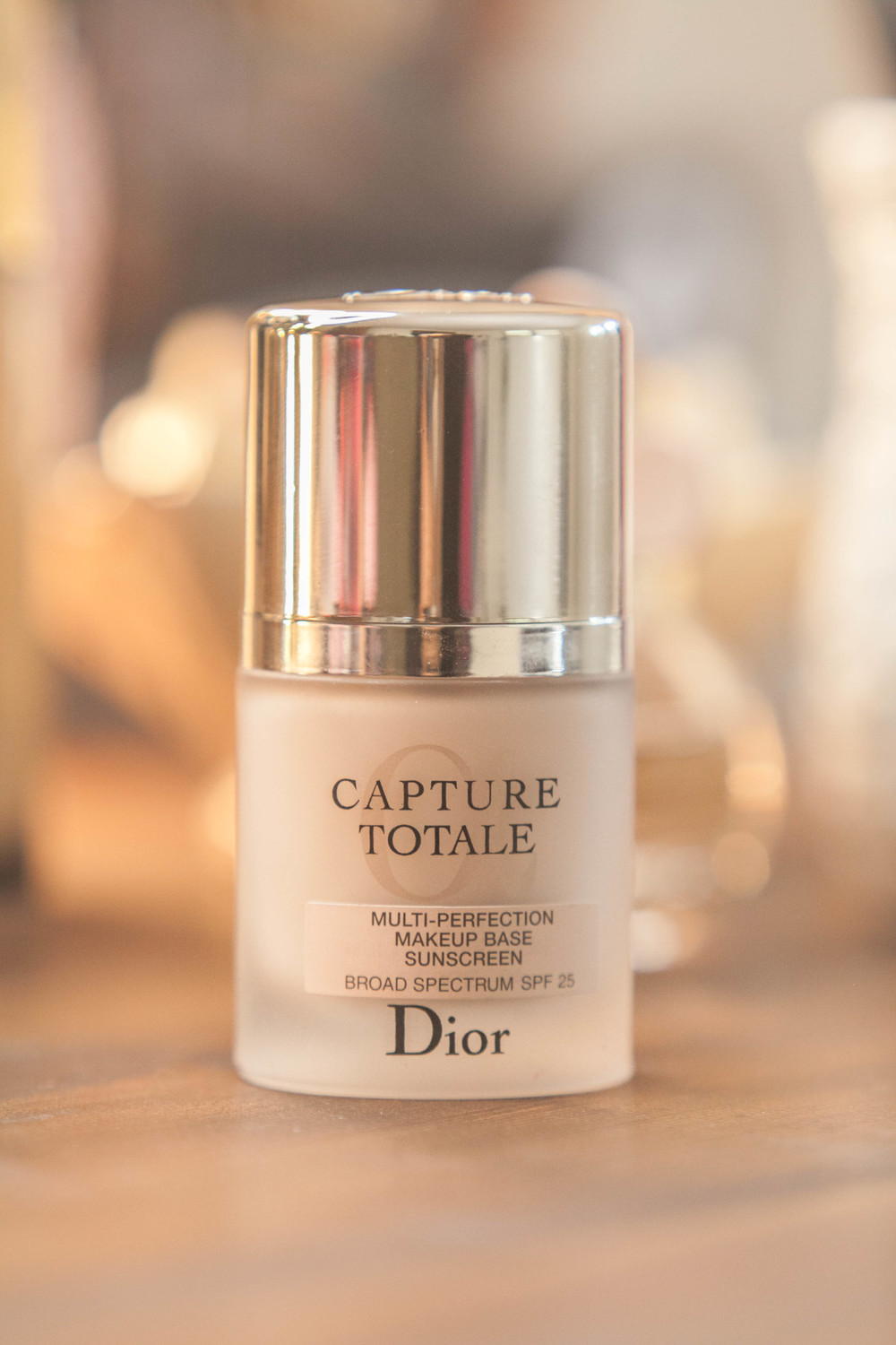 Dior SPF Capture Totale Sunscreen/Review