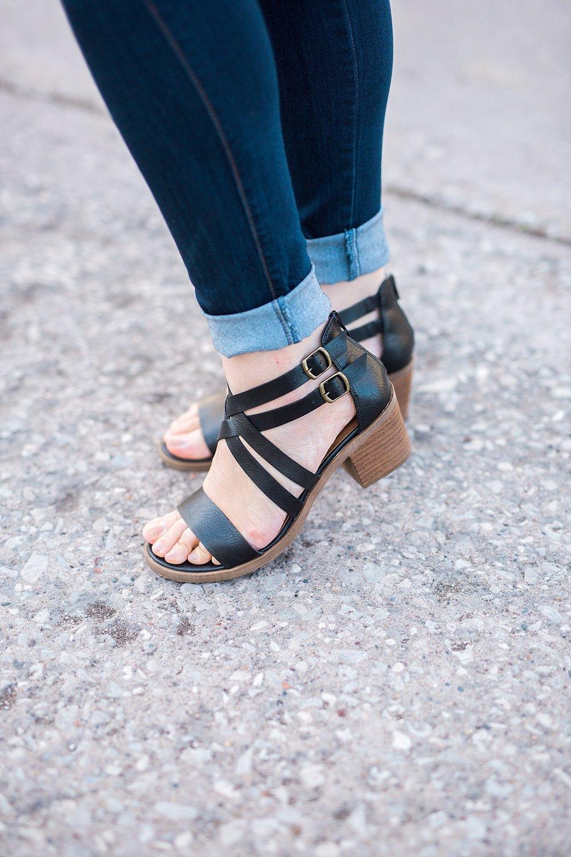 Block heels trend 2017