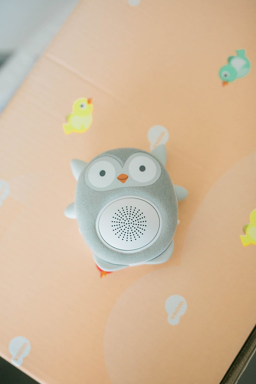wav hello white noise machine