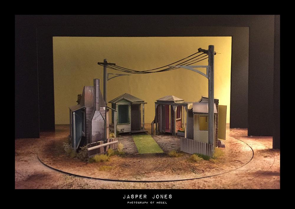 jasper jones set in