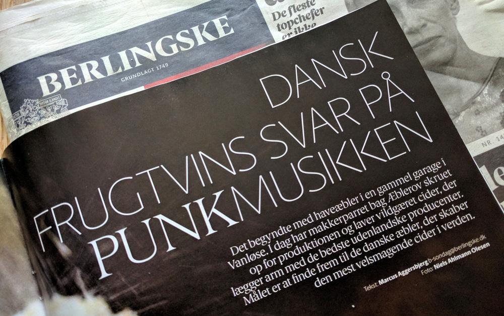 Berlingske Tidende 22/5 2016
