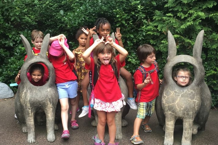 $250 sends a camp group on 2 exciting field trips to NYC destinations and live performances. -