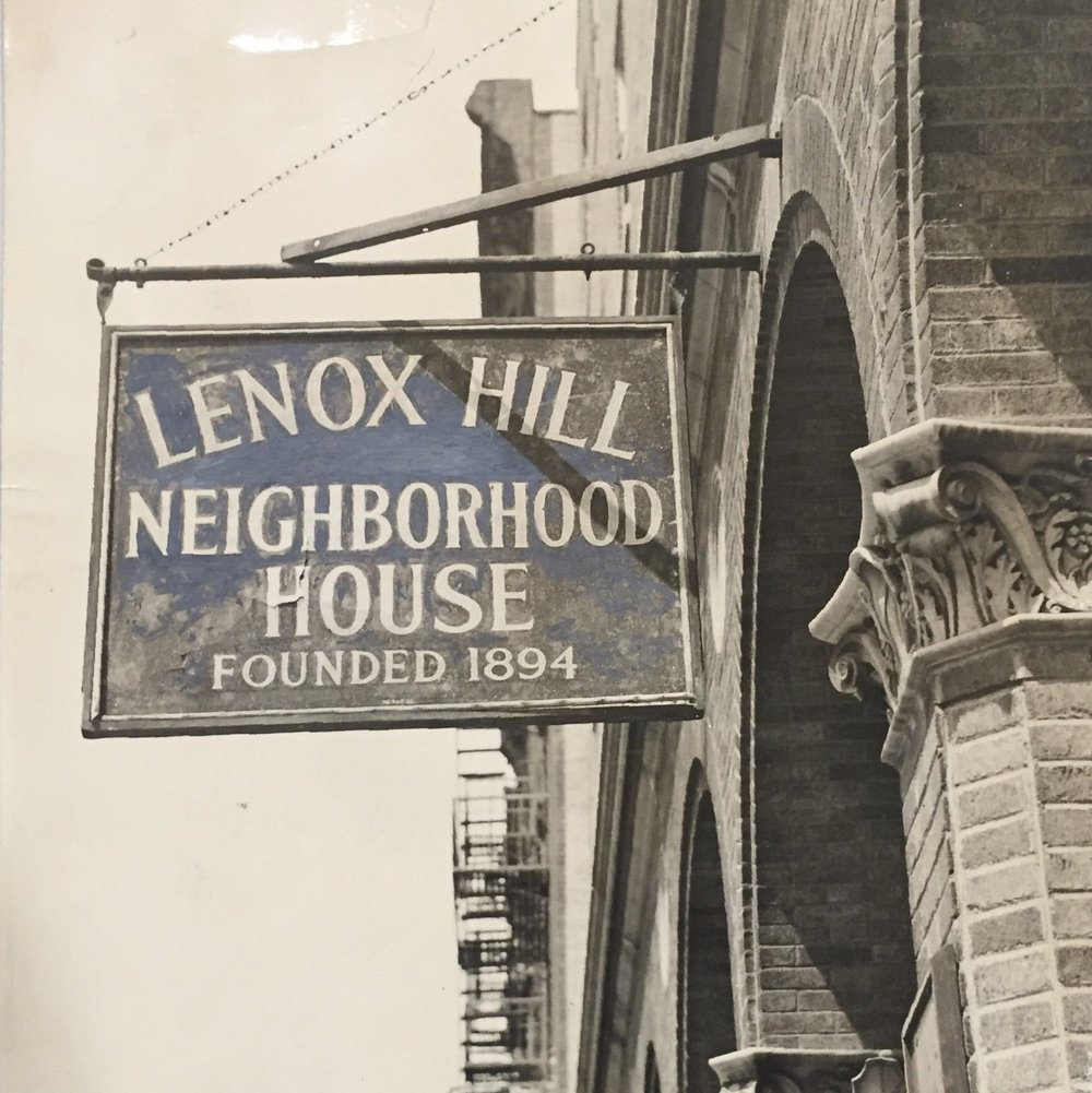 1966 Lenox Hill Neighborhood House Sign at 331 E 70th.jpg
