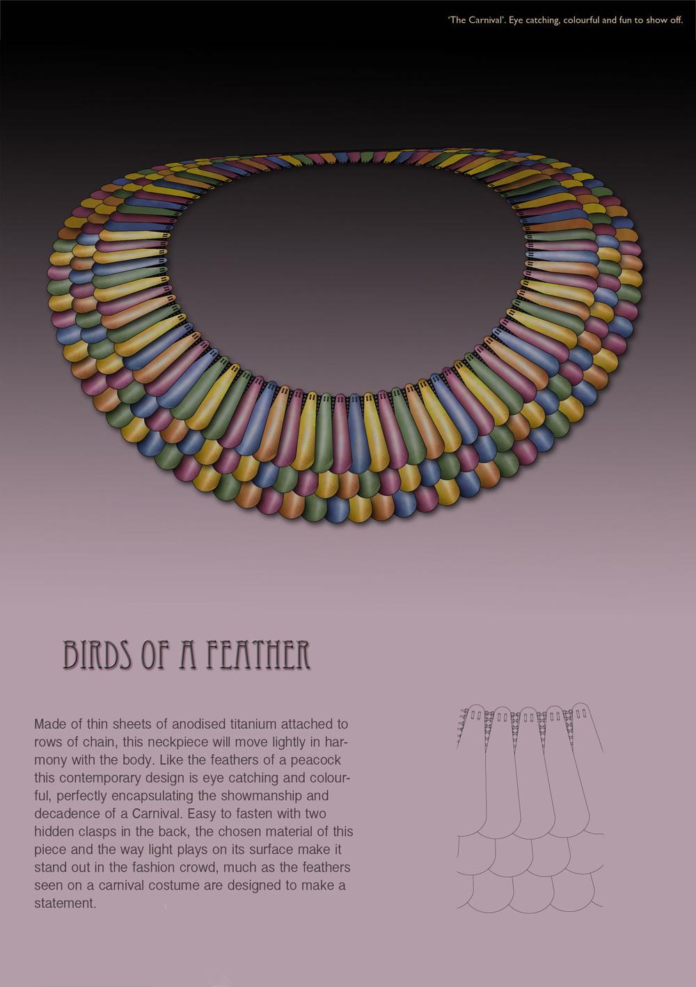alma sophia design - birds of a feather
