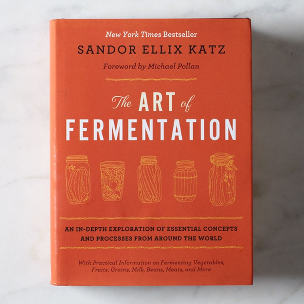 Sandor Ellix Katz - THE ART OF FERMENTATION - Anbefalet af Emil Blauert, programchef FOOD