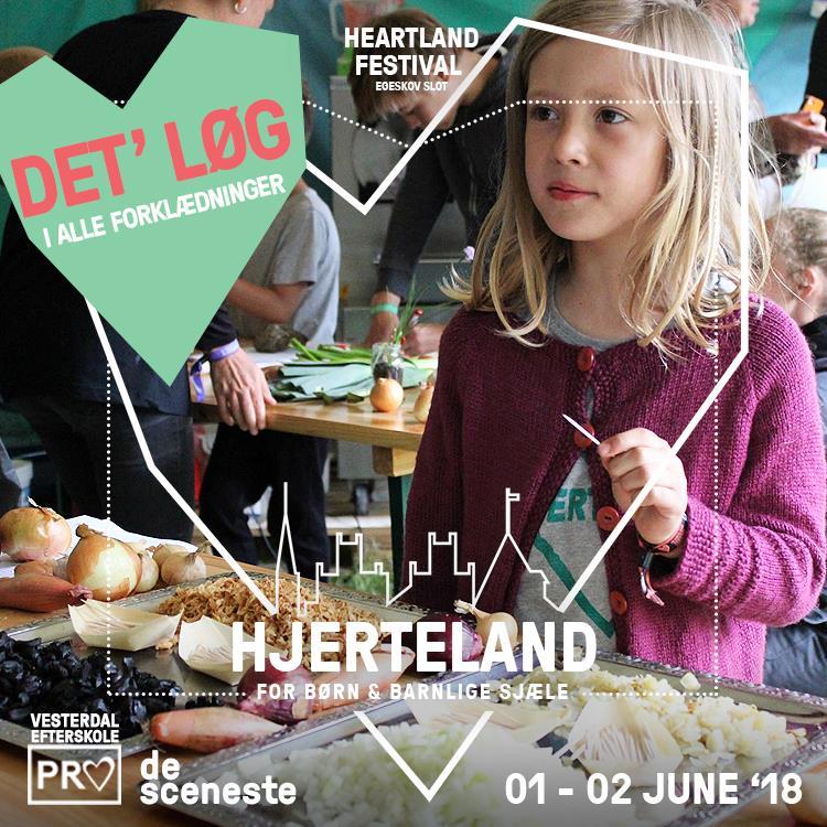 HJERTELAND X SMAG FOR LIVET - Der er masser af spændende og finurlige workshops i Hjerteland. Du vil bl.a. kunne smage på løg i alle afskygninger - hvide, røde, sorte, stegte, bagte, rå & syltede, plante løg og konservere løg.