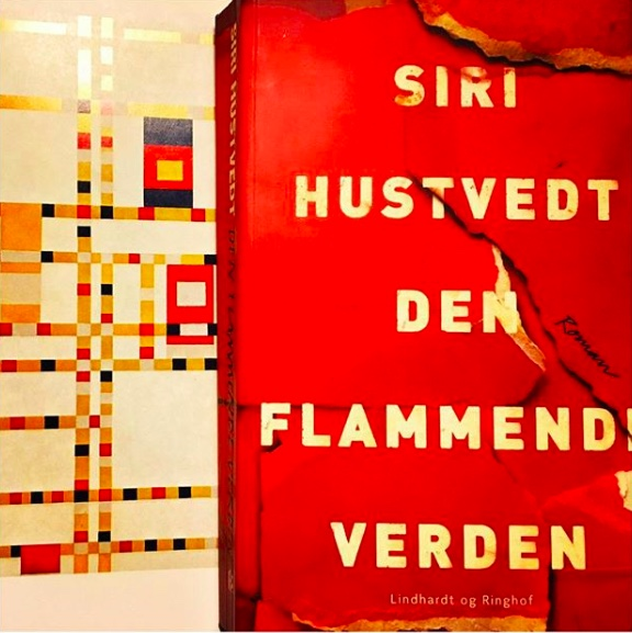 Den flammende verden - Siri Hustvedt