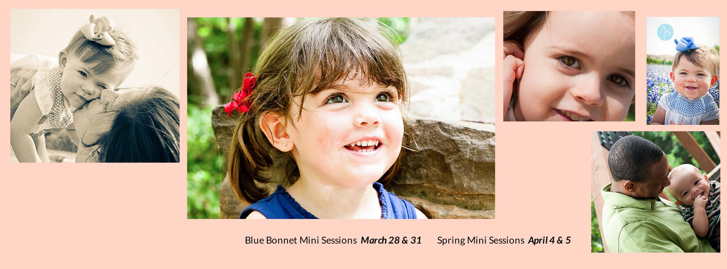 Spring Minis 2014
