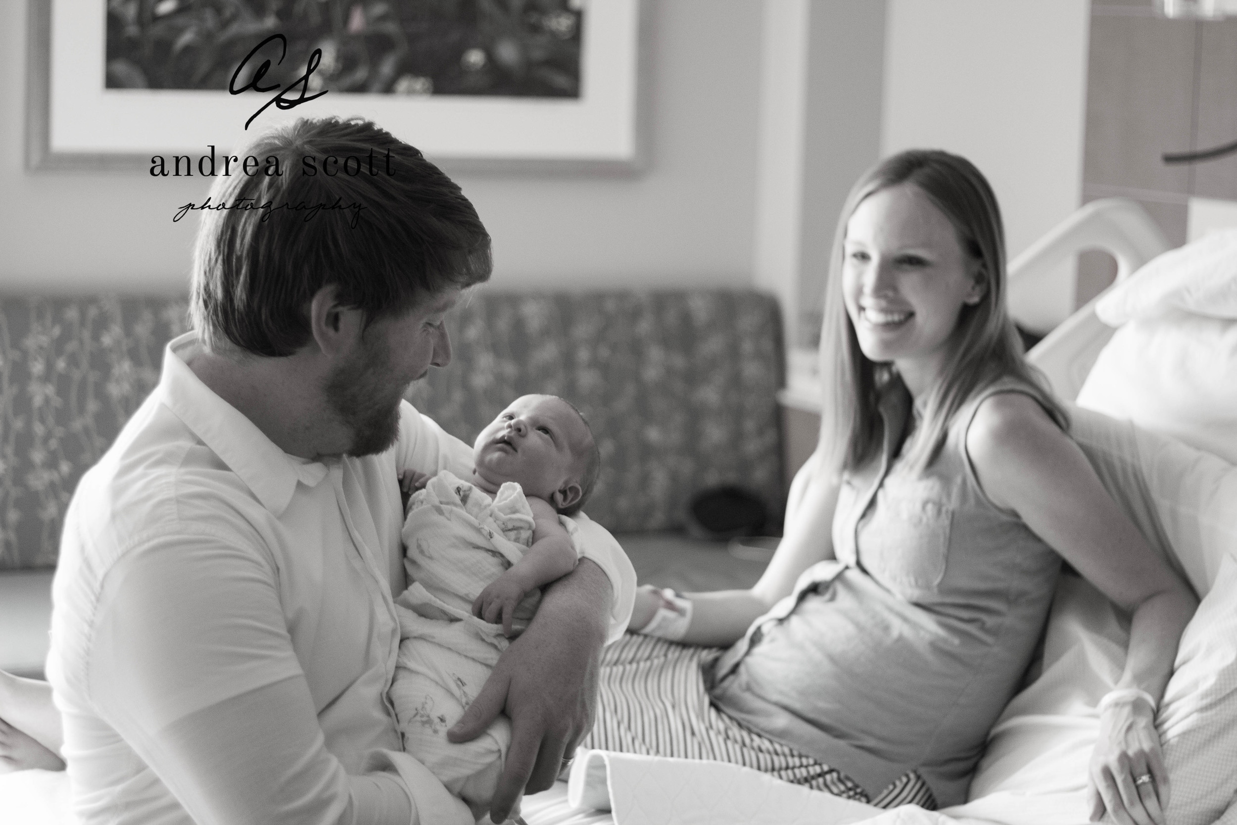Fresh 48 - College Station Birth Photographer