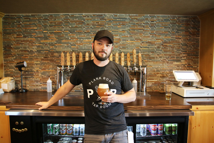 Jeremy Teel | Plank Road Taproom