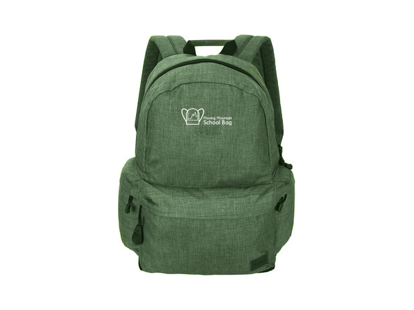 Moving Mountain School Bag