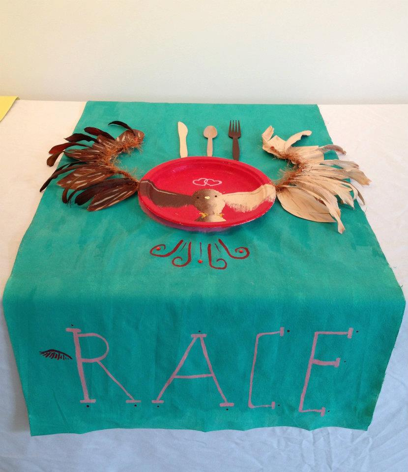 """A Place at the Table: Race"" by Harper Matsuyama"