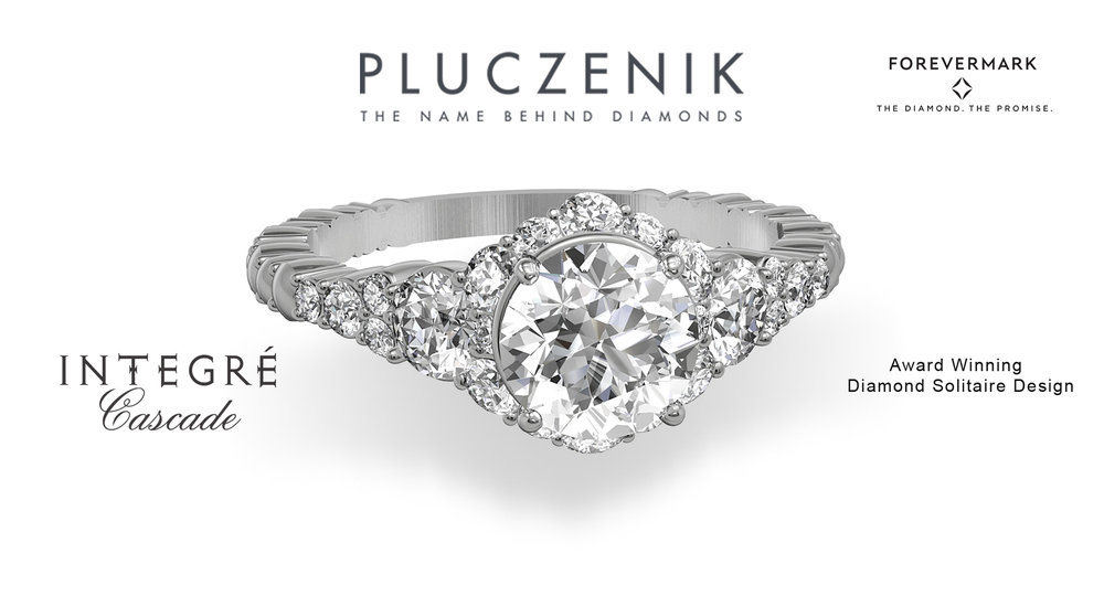 Integre, Beautiful Diamond Engagement Ring
