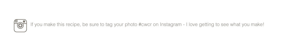 instagram hashtag cwcr